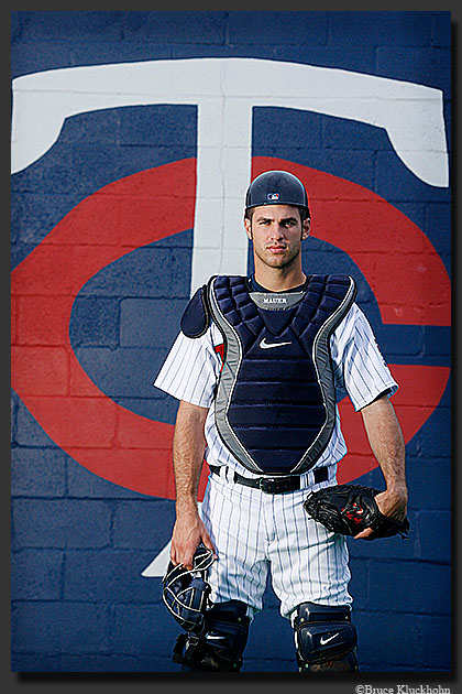photo of Joe Mauer